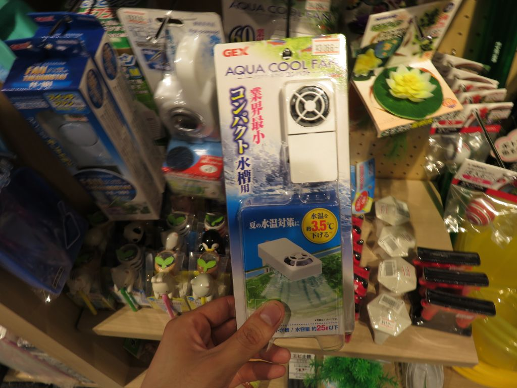 【ソラマチ店】冷却ファンのご紹介