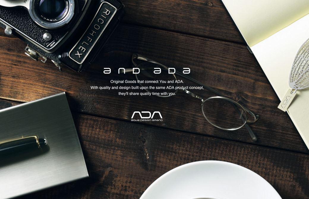 【新宿店】anD aDa 入荷!