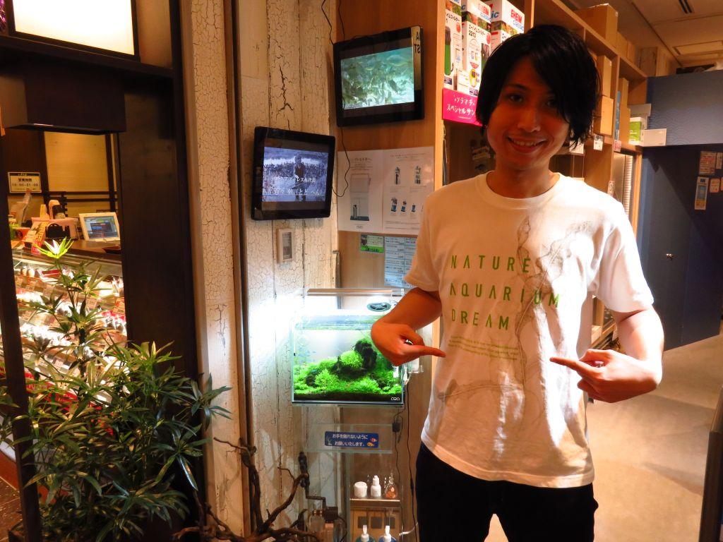 【ソラマチ店】暑い夏、and ADA のTシャツを着て乗り切りましょう!