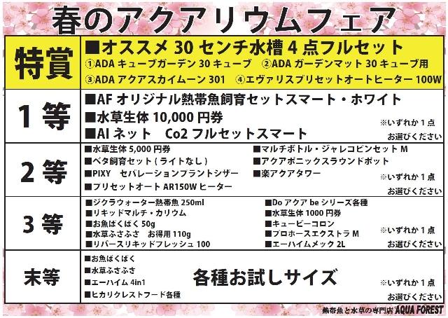 【ソラマチ店】抽選会終盤です!!