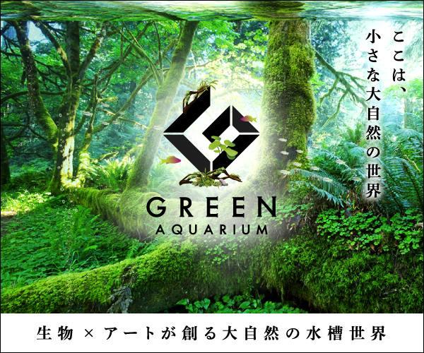 【イベント告知】グリーンアクアリウム展