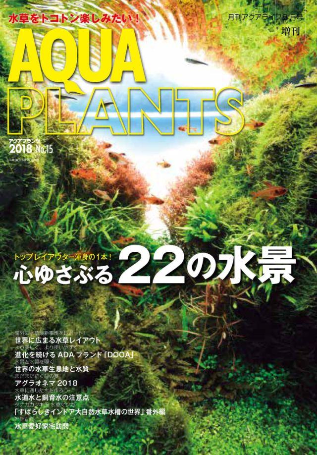 【新宿店】アクアプランツNo.15発売予告 6月29日頃予定です