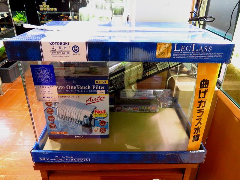 【新宿店】45cmレイアウトつくりました(前編)