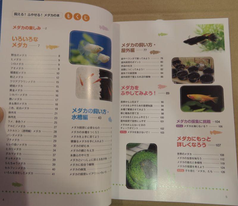 【新宿店】メダカの本発売!