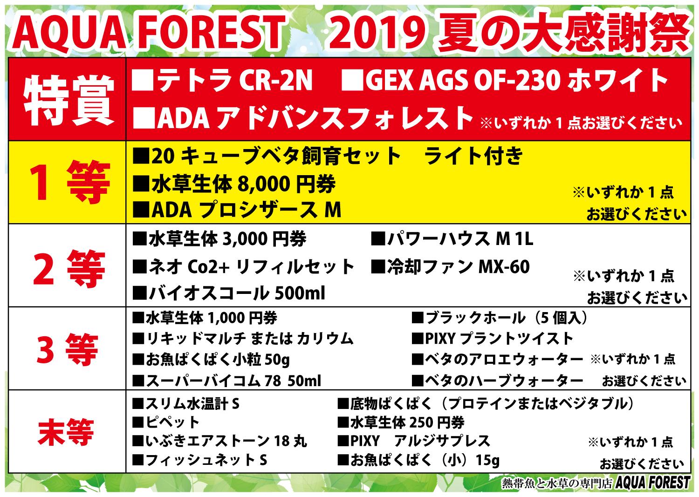 【新宿店限定】夏の大謝恩セール開催!8月9日~8月22日!