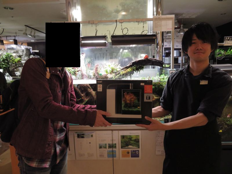 【新宿店】AFコンテスト景品お渡し中&カレンダーキャンペーン