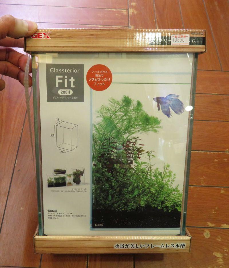 【新宿店】グラステリアフィット200H取り扱い開始いたしました。