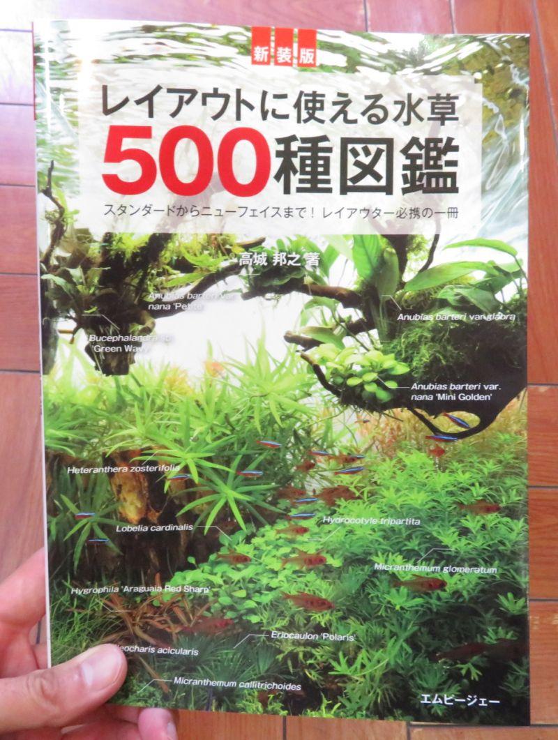 【新宿店】水草500種図鑑入荷しました!