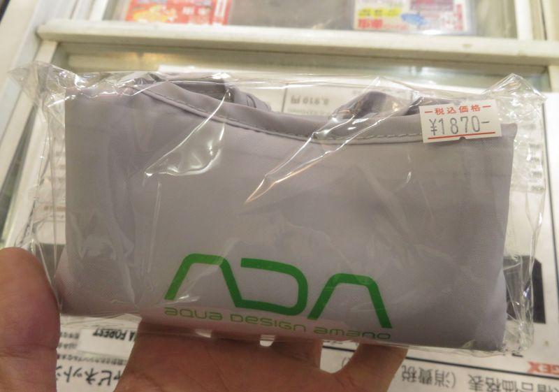 【新宿店】ADA グリーン・マナーエコバック入荷!