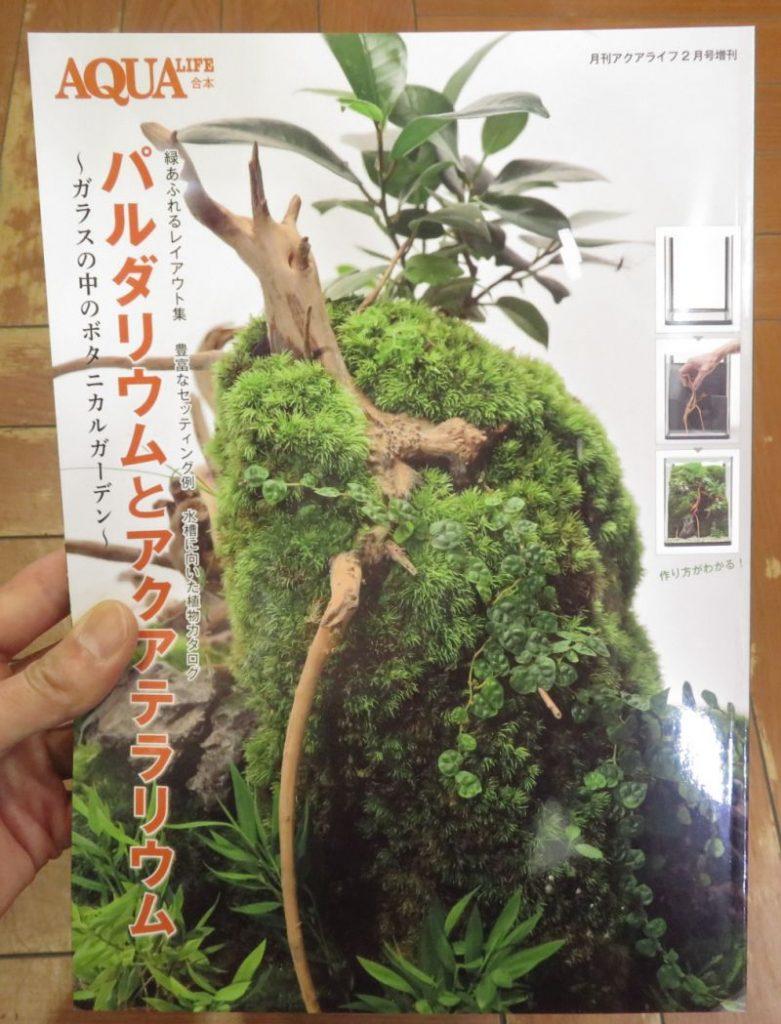 【新宿店】書籍 パルダリウムとアクアテラリウム 発売!