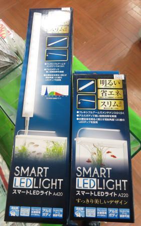 水作 新型LEDライト発売